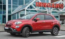 Fiat Presents Best Out of the Bucket- Fiat 500X SUV