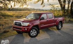 2018 Toyota Tacoma: An extremely rugged and Reliable Pickup